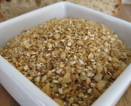 Homemade Dukkah Recipe - Make Bread